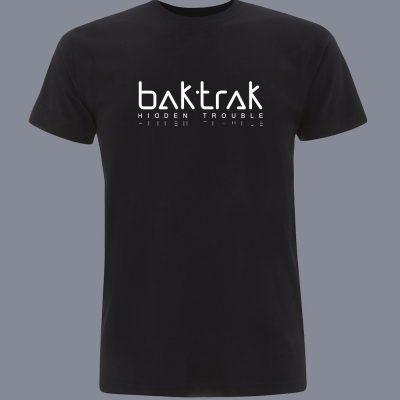 baktrak-Tshirt-black